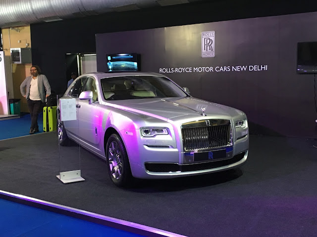 Luxury Festival that exhibits 70 brands from auto, technology, real estate, travel and fashion commences at Indira Gandhi Stadium, New Delhi
