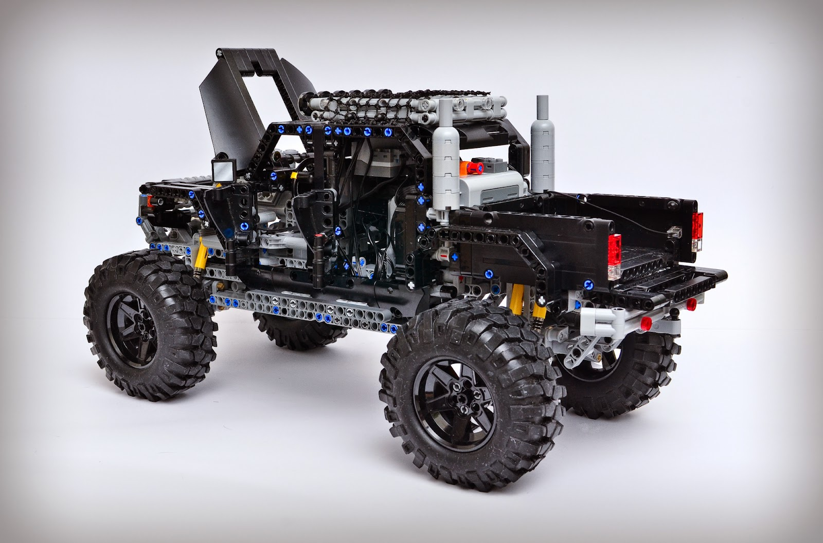 filsawgood Lego Technic Creations: 42029 Extended ...