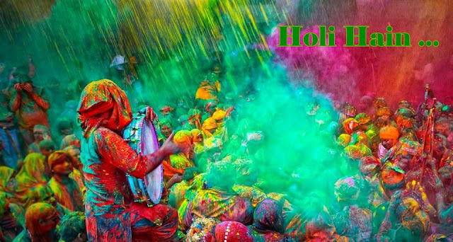 Happy Holi Messages for Friends