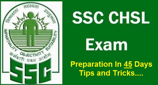how to crack ssc chsl exam