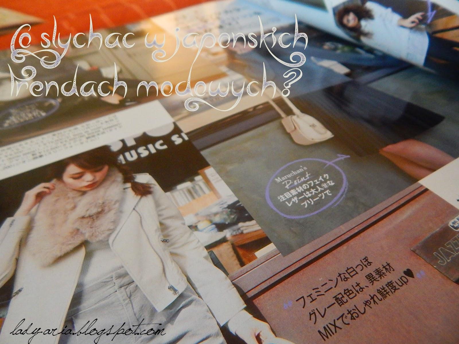 ~95 Japońska gazeta o modzie CanCam oraz album i książeczka