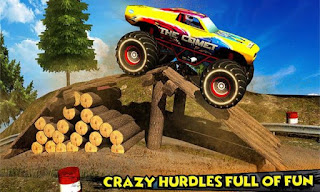 Monster Truck Rider 3D Apk v1.2 (Mod Money)