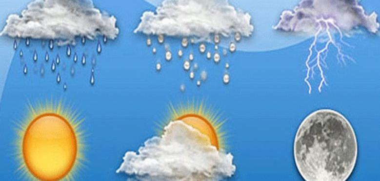 الارصاد تعلن توقعات الحالة الجوية خلال يومي الاربعاء والخميس في مختلف انحاء ليبيا