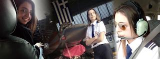 Κρήτη: «Έσχισε» τους αιθέρες 17χρονη πιλότος πάνω από την παρέλαση - ΒΙΝΤΕΟ
