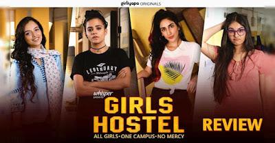 Girls Hostel 2019 Hindi Complete WEB Series 720p HEVC x265
