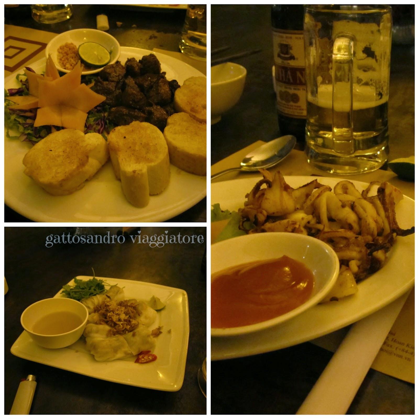 Nhà hàng ngon Hanoi