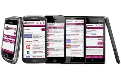 Illusatration Annuaire web et convergence vers le mobile