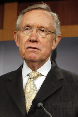Harry Reid Associated Press.