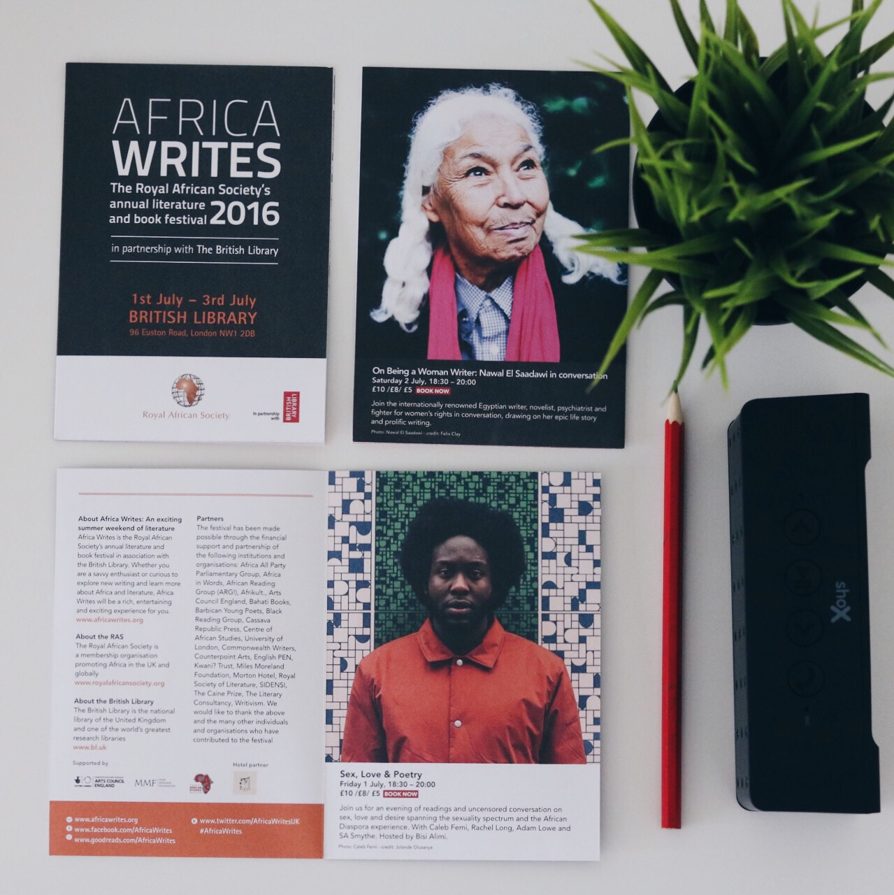 Africa Writes 2016