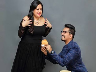 Bharti Singh Revealed when she share the good news