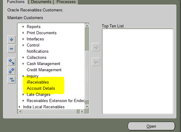 Oracle Application's Blog: Receipt reversal in oracle apps r12