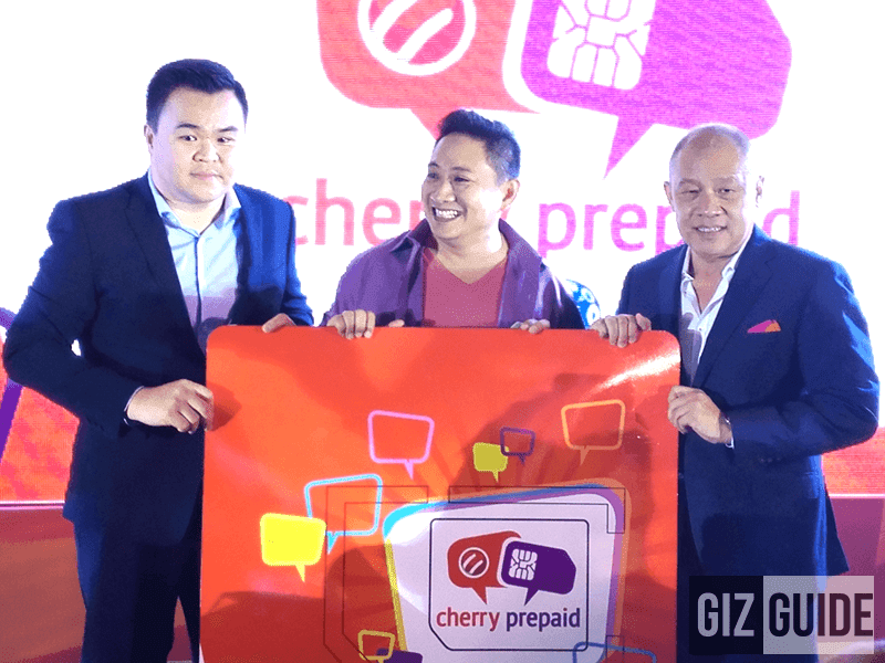 Cherry Mobile Enters Prepaid SIM Industry With A Bang Partnership With Globe!