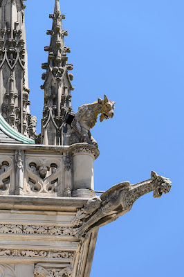 Gargoyles and Grotesques at Biltmore House