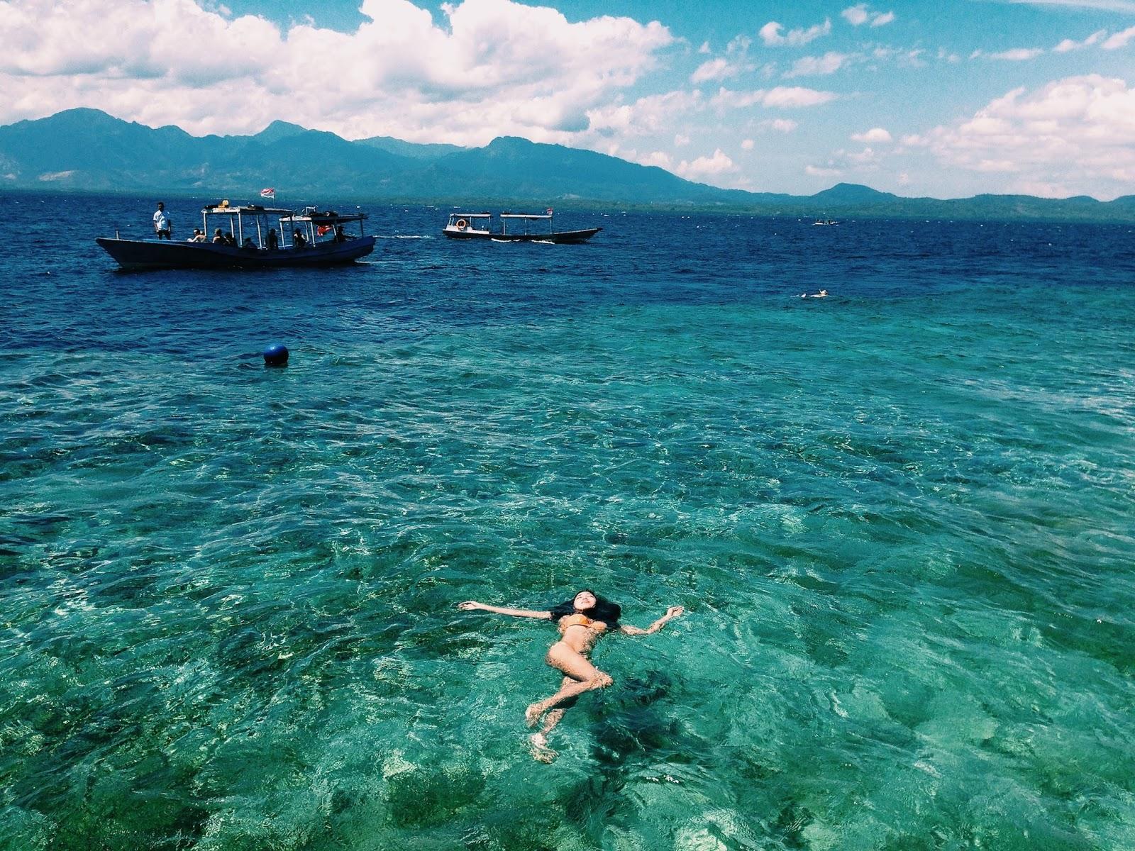 Maria and Elizabeth: ROAD TRIP: MENJANGAN ISLAND