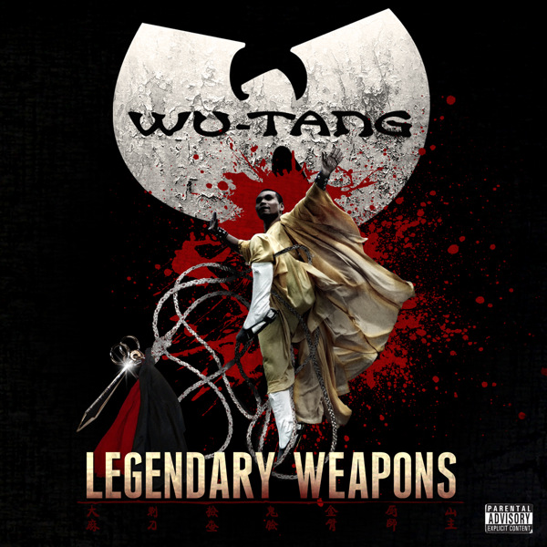 Wu-Tang Clan - Legendary Weapons (Deluxe Edition) Cover