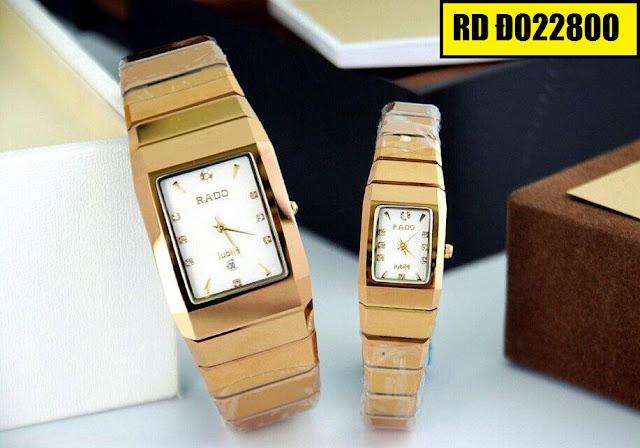 Đồng hồ RD Đ022800