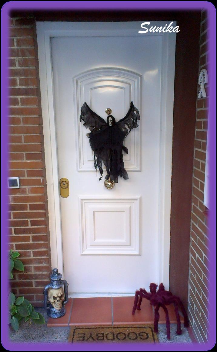 Halloween puertas 24 imagenes educativas of puertas para for Amoblar departamentos pequenos