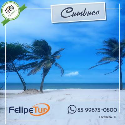 passeios praias do Ceará