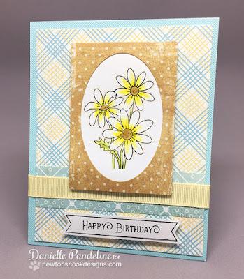 Garden Starter | Newtons Nook Designs | Card Created by Danielle Pandeline