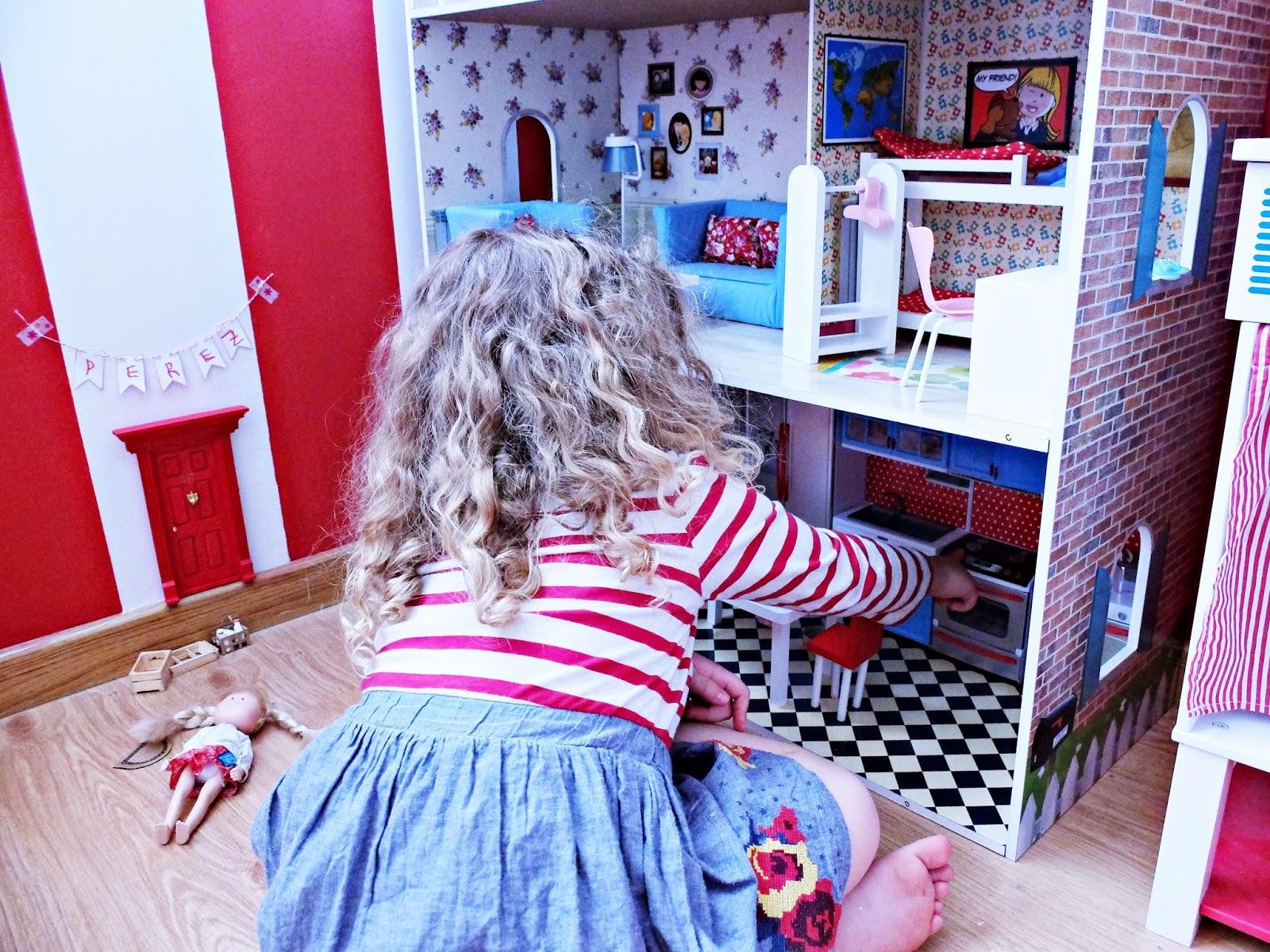 Casa muñecas Imaginarium - Puerta Raton Perez