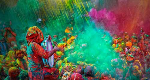 Messages And Teachings on Holi In Hinduism