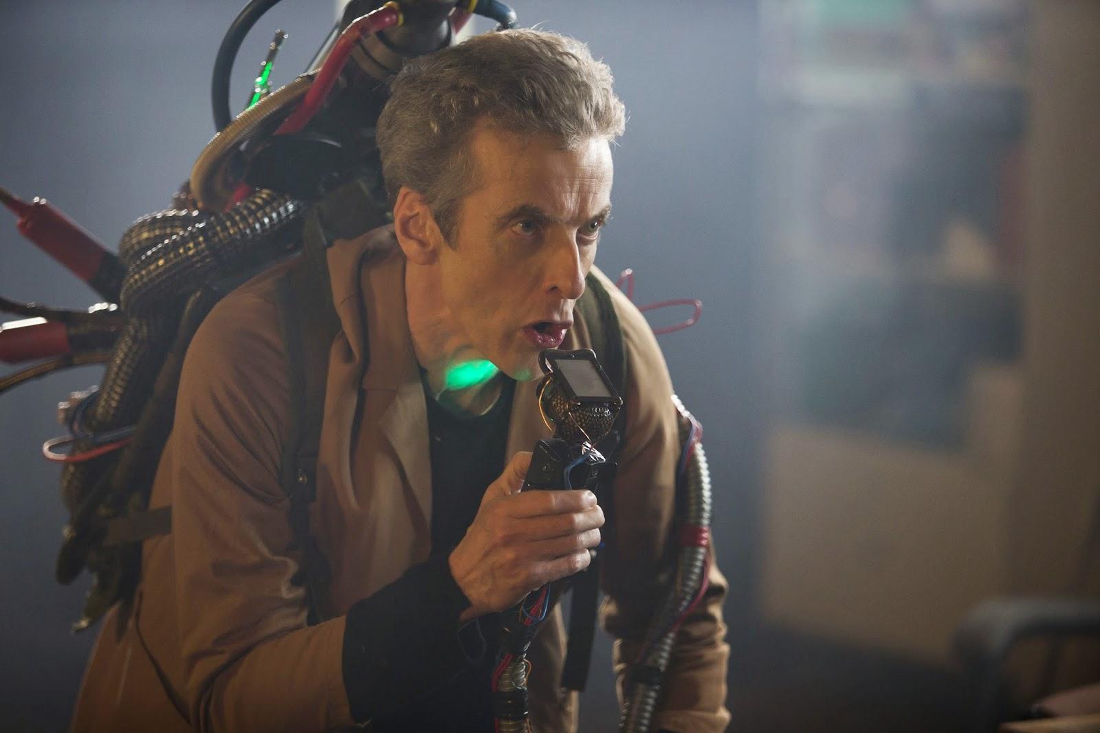 db3f76fdeac4c Acompanhando  Doctor Who  The Caretaker