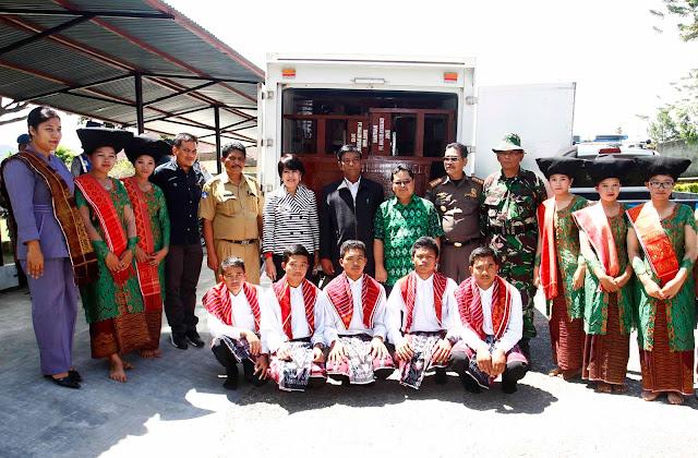 PT Inalum (Persero) Sumbang Mobiler