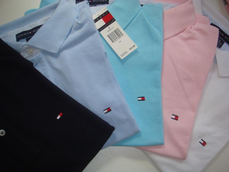 98e052d50b35e Santa Margherita Loja Virtual  Camisas Polo Femininas - Tommy ...