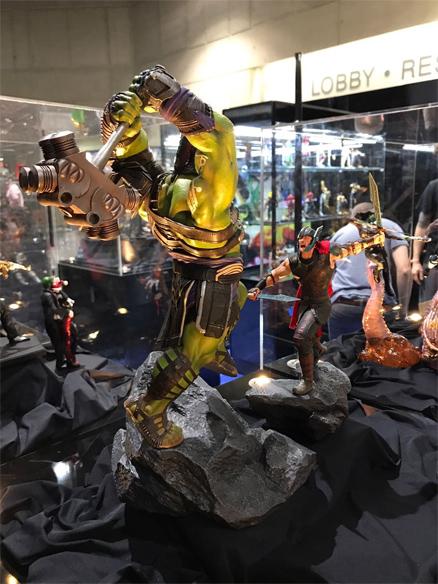 San Diego Comic-Con Thor Ragnarock