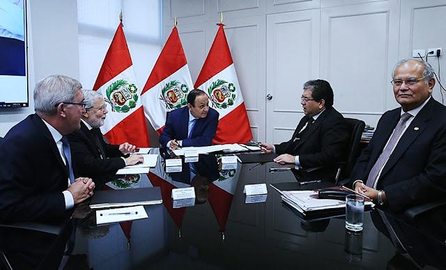 La Comisión Especial de la Junta Nacional de Justicia