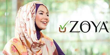 Cara Menghubungi CS Zoya e-Commerse Kerudung