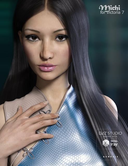 Michi HD for Victoria 7