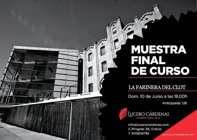 Flamenco Barcelona espectáculo