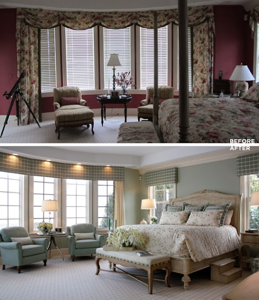 Transforming a Room with Window Treatments