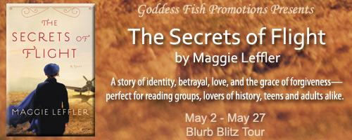 http://goddessfishpromotions.blogspot.com/2016/04/blurb-blitz-secrets-of-flight-by-maggie.html