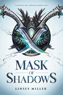 Mask of Shadows, Linsey Miller, Up Next, TBR, On My Kindle Book Reviews