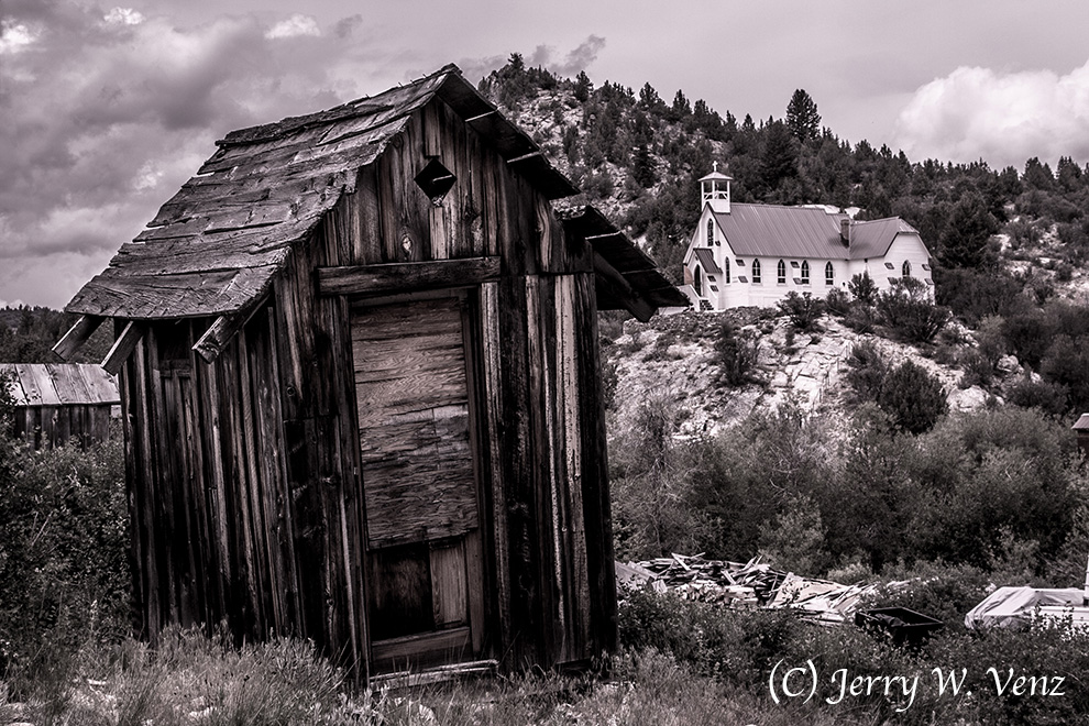 The Goboist: GHOST TOWN FINE ART PHOTOGRAPHY - SILVER CITY