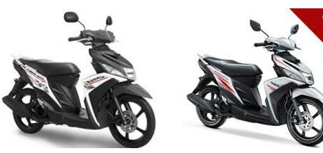 Info Harga Motor Matic Yamaha Mio Terbaru
