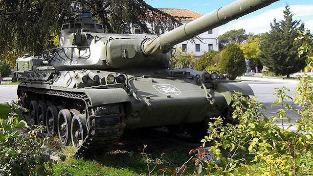 El mismo modelo de los tanques de Maduro se usó en la Guerra del Golfo