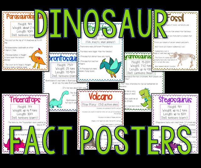 https://www.teacherspayteachers.com/Product/Dinosaur-Roar-Updated-42013-169056