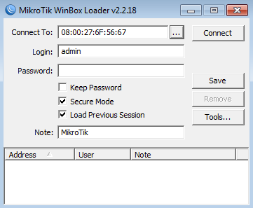 Lab 3 Remote Access to MikroTik | Rizky Pratama