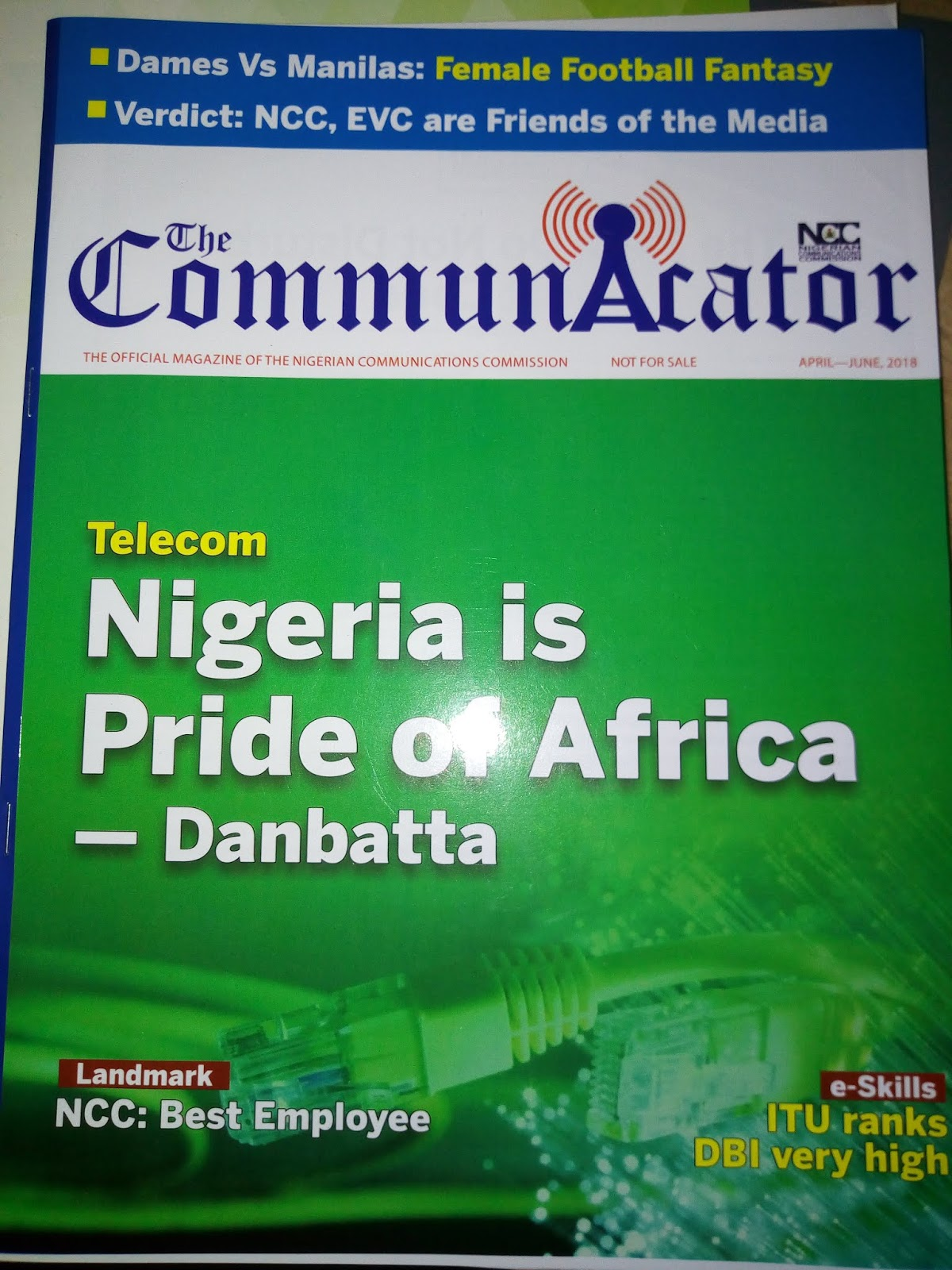 NigeriaCom 2018: Complete Report and Review by Fadaka Louis