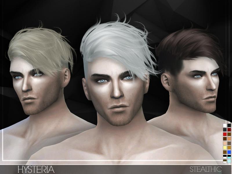 Más inspirador peinados los sims 4 Fotos de los cortes de pelo de las tendencias - LOS SIMS DE FLOR: PACK PEINADOS SIMS 4