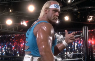 No Holds Barred Movie Review: Hulk Hogan as Rip