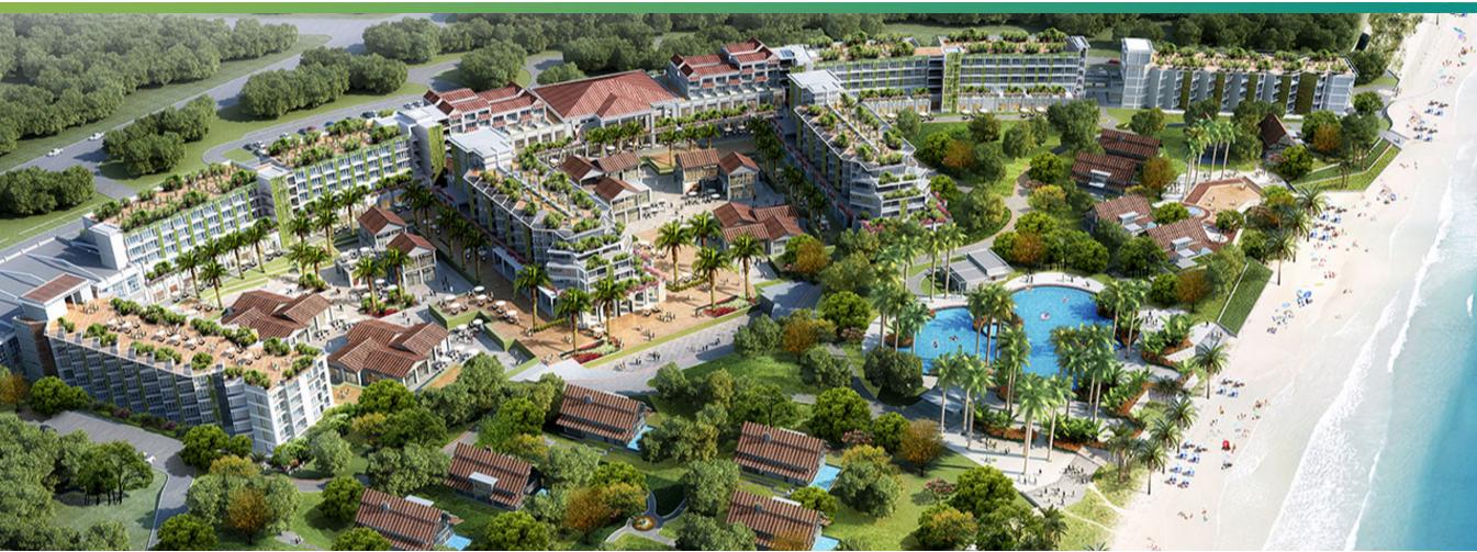 Lý do nên đầu tư căn hộ New Hội An City?