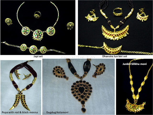 589fa6d231a9f North East Ethnic - Assam: Assam Jewellery