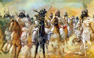 عبد الملك بن مروان و مفاخرة ربيعة