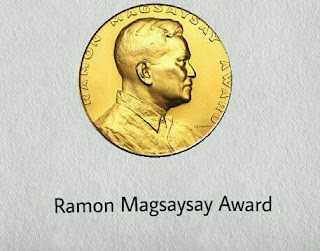 International Awards and Prizes, Ramon Magsaysay Award