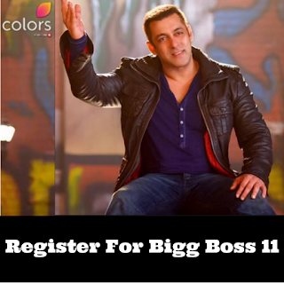 How to apply for bigg boss 11