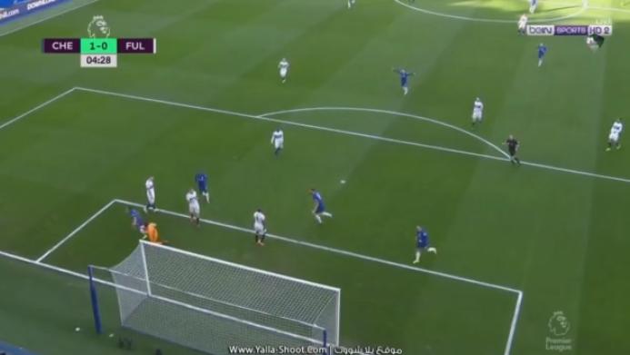 فيديو : ملخص واهداف مباراة تشيلسي وفولهام 2 - 0 الاحد 02-12-2018 الدوري الانجليزي
